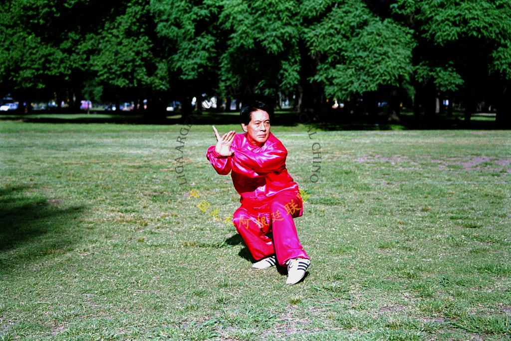 Shi Fu Zang - Foto cortesía LADAC